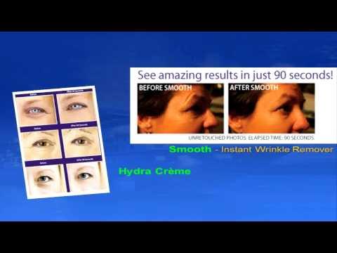 Skin CreamsGlycolic AcidEye Wrinkles