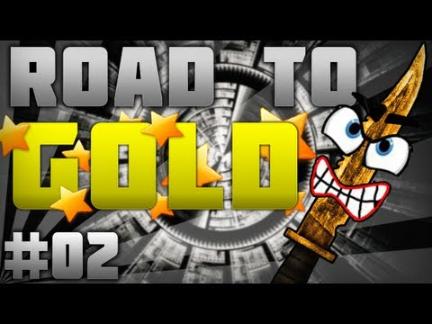 BO2 - RTG Ep. 2 -  Agora  Road To Diamond - Narro mais que o Galvo