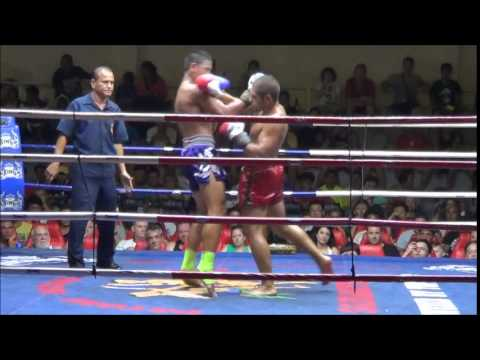 Danny Sparta at Patong Boxing Stadium: 26 April 2014