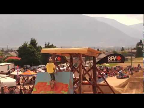 Slopestyle Video (Dustin Greenall)