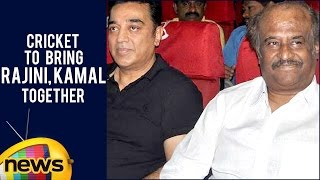 A Good Cause Brings Rajinikanth, Kamal Haasan Together