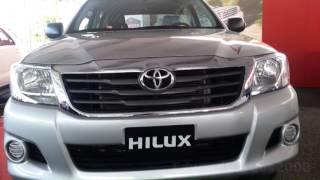 2015 Toyota Hilux Extreme 4x4 2015 Al 2016 Precio Ficha