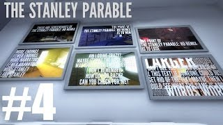 The Stanley Parable - Part 4 | EXPLOSION ENDING!! | MUSEUM ENDING