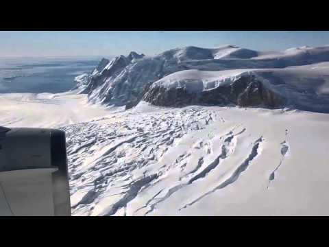 Videofile: West Antarctic Glacier Loss Appears Unstoppable