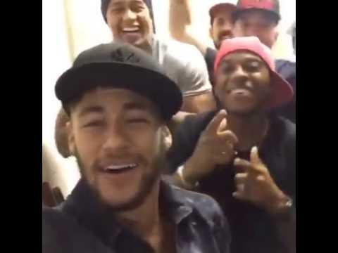 Neymar vai vai abana que o pretinho ta mal