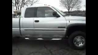 2002 Dodge  Ram SLT 3500 Quad cab, 4x4, Cummins Diesel!!! videos