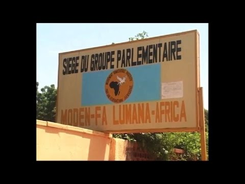 رئيس برلمان النيجر هرب سرا بعد اتهامه بالاتجار بالاطفال