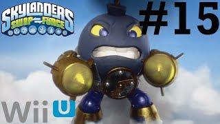 Skylanders SWAP Force Wii U Co-Op- Chapter 15: Kaos