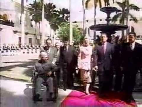 LEGADO DEL CMDTE. Varios Actos,  el día Toma Posesión 02-FEB-1999
