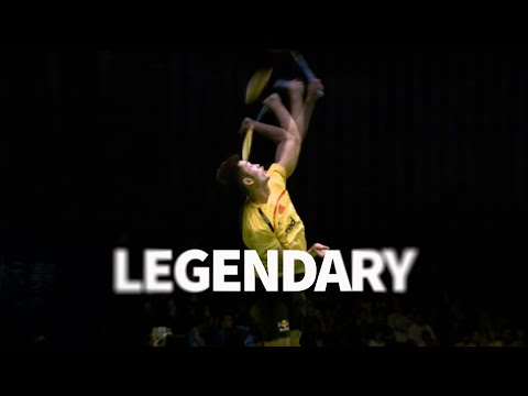 LEGENDARY Badminton Skills - Featuring Lin Dan, Taufik Hidayat, Lee Chong Wei, Peter Gade