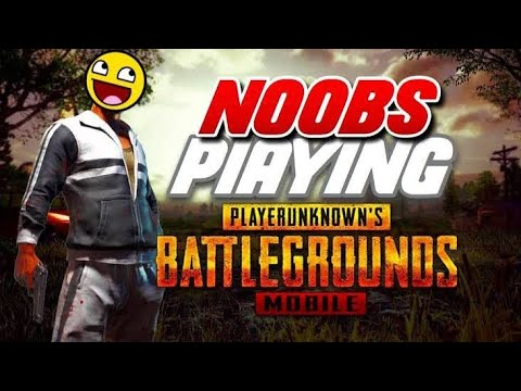 types of Noob player pubg mobile funny video