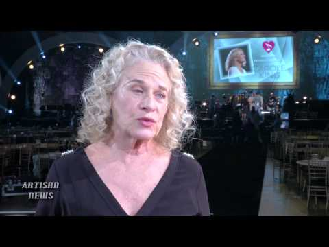 56TH ANNUAL GRAMMY AWARDS REHEARSALS, DAY 1 - LORDE, CAROLE KING TALK PERFORMANCES
