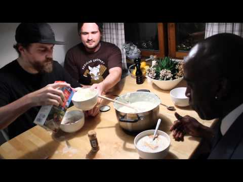 Pain Inflicting Porridge - Regular Ordinary Swedish Meal Time