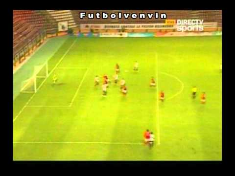 Deportivo Lara 1-1 Caracas FC