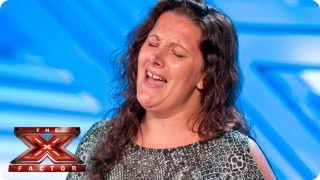 Sam Bailey Sings Listen By Beyonce Room Auditions Week 1