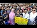 Nirbhaya s parents join march for rape victims in Mumbai