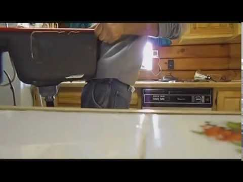 How To Remove Your Kitchen Sink Counter Tops And Replace With Granite Youtube