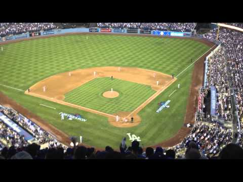 Los Angeles Dodgers Yasiel Puig FIVE MINUTE AT BAT! NLCS 2013