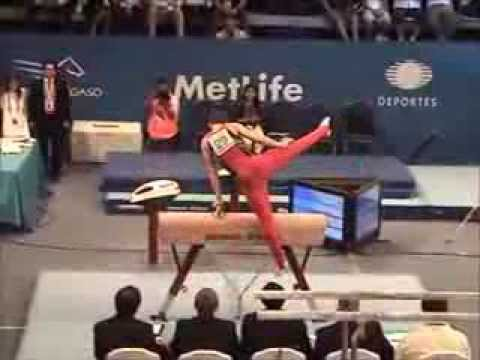 Alec Yoder - Team USA - Mexican Open - Abierto Mexicano de Gimnasia - November 2013