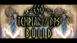 ESO - Templar (Healer/DPS) Level 6 to 7 Full Commentary part 6