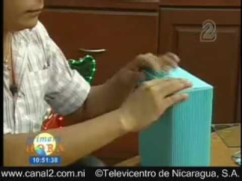 Como hacer bolsas de papel kraft paso a paso