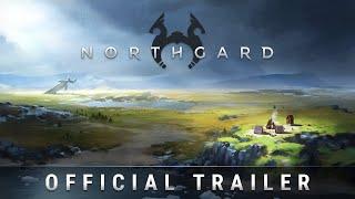Northgard - Megjelenés Trailer