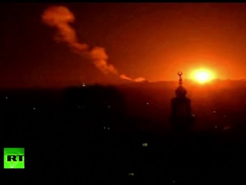 Israeli airstrikes pound Gaza overnight, death toll climbs