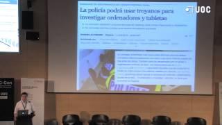 UOC-Con: I Congrés de Seguretat a la Xarxa Ciberespionatge i Ciberseguretat_04/06/2013