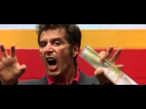 Un domingo cualquiera. Discurso de Al Pacino en HD