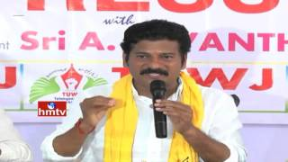 Revanth Reddy slams KCR over his ruling