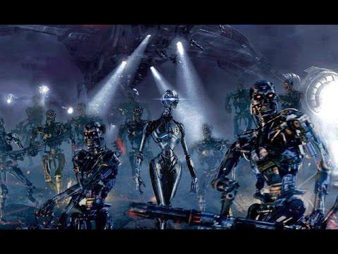 Phim khoa học viễn tưởng Robot Hủy Diệt