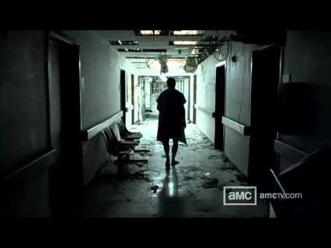 The Walking Dead Hospital Corridor Promo Youtube