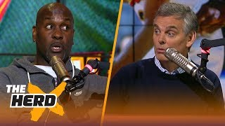 Gary Payton on Lonzo Ball's potential greatness, old tricks GP used against MJ | NBA | THE HERD