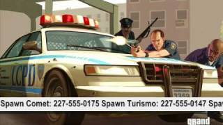 GTA IV Ultimate Cheat Video! All Cheats In The Game
