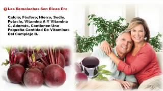 Anemia en adultos - Remedios caseros