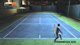 "GTA V: ""How To Win In Tennis"" & ""How To Play Tennis In"