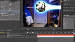Gfxtra.biz After Effects Tutorial - Kamehameha view on youtube.com tube online.