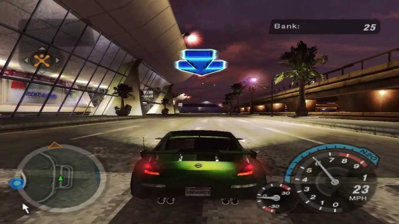 Gameplay e Download Need For Speed Underground 2 Full Rip ...