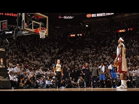 LeBron James' Top 10 Plays of his Career