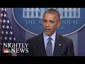 A Look Back At President Barack Obama: Father-In-Chief | NBC Nightly News