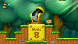 New Super Mario Bros. Wii 100% #31: House Raids, Toads