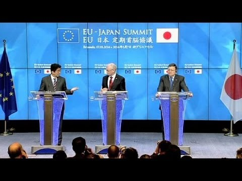 Trade tops the agenda at the EU-Japan Summit