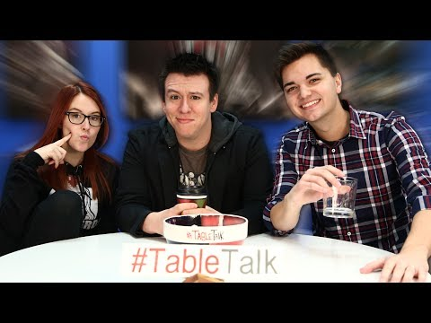 Movies Reviews, Getting Old, and Hotel Sheets... #TableTalk