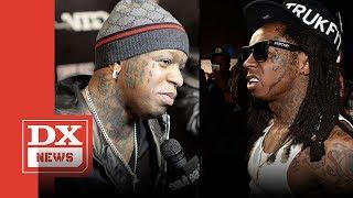 Lil Wayne Continues Birdman Disses