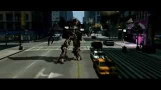 Transformers GTA Movie