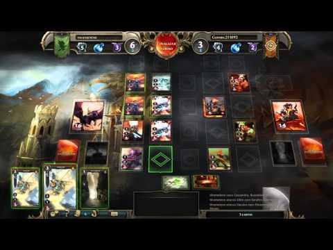 Might and Magic: Duel Of Champions - Como funciona / Primeira Partida Online