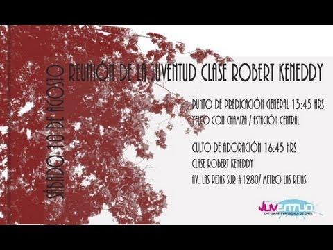 Reunión de la Juventud de la Catedral Evangélica de Chile en Clase Robert Kennedy 2013