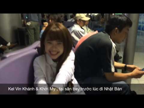 Cặp đôi Khởi My & Kel Vin Khánh