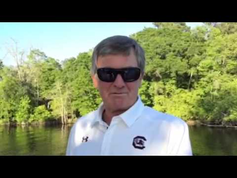 Video: Spurrier speaks in Conway