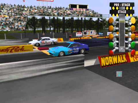 drag racing computer games